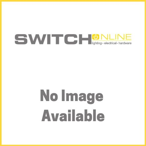 230v 3W G9 LED Fizz Pop Wall Light Antique Brass