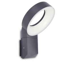Meridian LED Wall Light 14w Graphite