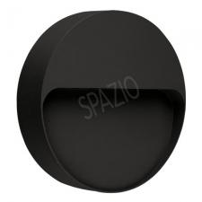 Intake Round 8w 4000k Black