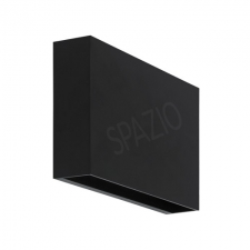 CAPRI UP & DOWN-BLACK 12W/LED/4000K