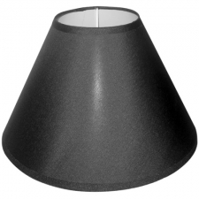 Lamp Shade 100mm x 250mm x 170mm Black