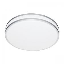 22W LED 390MM Silver