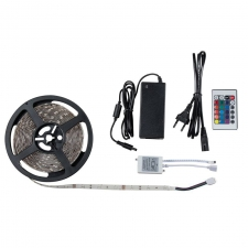 RGB 5 METERS (IP 20) INCL REMOTE