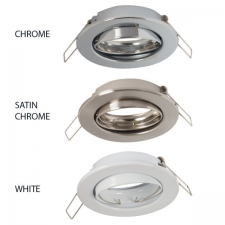 DL/WHITE, TILT NO LAMP HOLD - LIGHTHAUS PACK