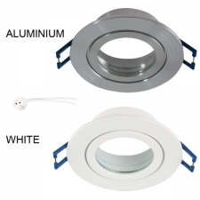 SPLASH PROOF DOWN LIGHT WHITE