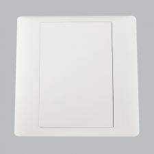 BLANK PLATE 4 X 4 (10 per box)