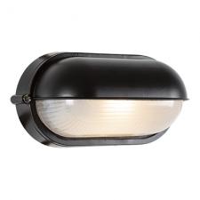 Oval Small Eyelid B/Head 210mm Black