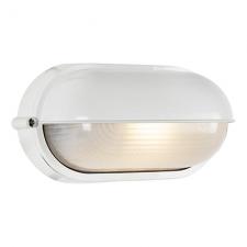 Oval Small Eyelid B/Head 210mm White