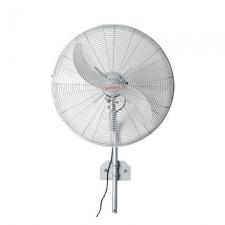 Hurricane Wall Fan 2 Blades Silver - Width : 710mm