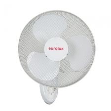 Plastic Wall Fan 3 Blades White
