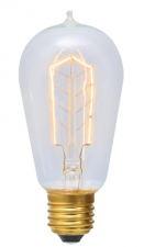 CB Filament E27 ST58*126 Candle 9AK Leaves