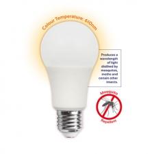 LED Mosquito Repellent Globe E27 6w