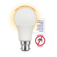 LED Mosquito Repellent Globe B22 6w