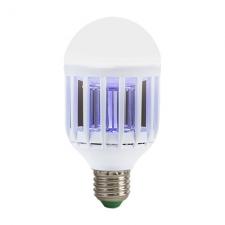 Lighting + Mosquito Killer Bulb 8w LED 3500k