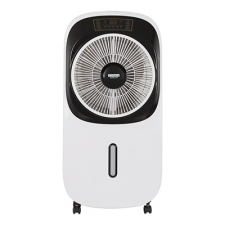 Rechargeable Mist Fan with LED Light