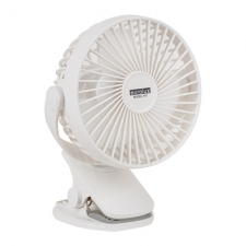 Rechargeable USB Mini Clip-on Fan