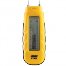 zzzPocket Moisture Meter with LCD bargraph display