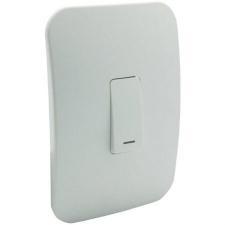 VETi 1 2x4 1 Lever One-Way Light Switch White