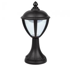 Unite LED Pedestal Black 6.5w