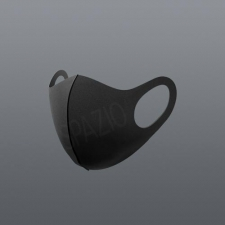 Wave Mask - Black 3 pack