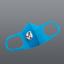 Wave Kids Mask with Valve - Blue