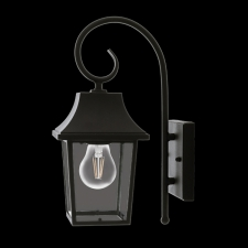 Outdoor Chic Bracket W/Lamp 1xE27