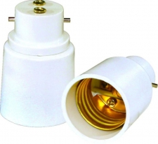B22-E27 Lamp Holder Adapter
