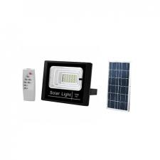 Solarfirst 10W Flood Light + Day/Night Sensor