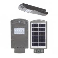 Solarfirst 20W Solar Yard Light + Day/Night Sensor