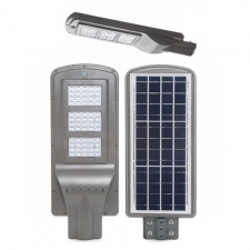 Solarfirst 60W Solar Yard Light + Day/Night Sensor