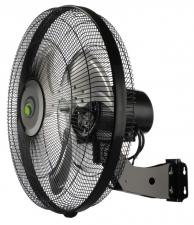 Solent Wall Fan 450MM 6 SP Black